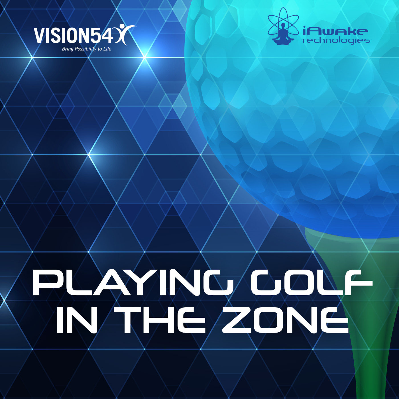 Playing Golf in the Zone