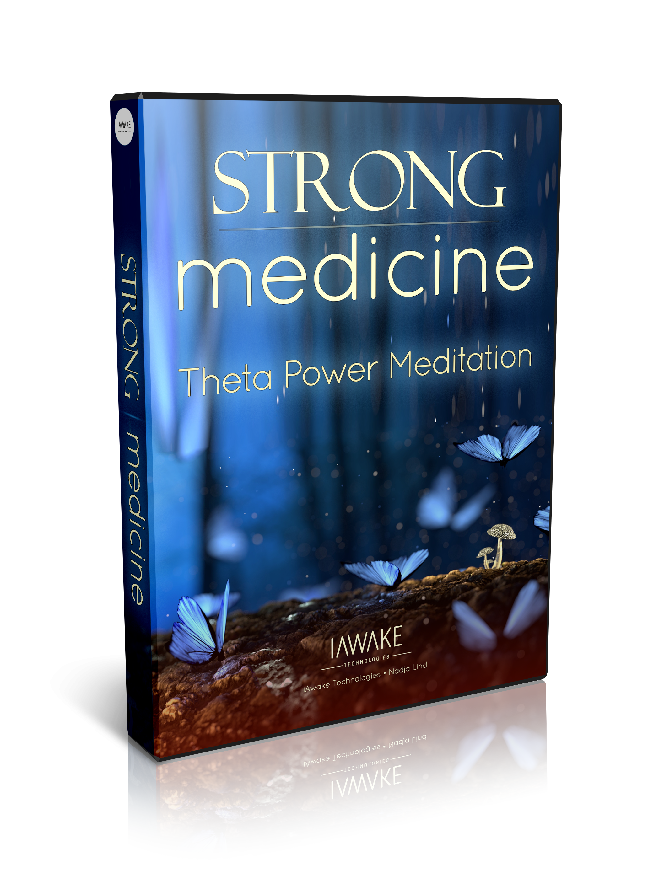 Introducing Strong Medicine! It's Not For Everyone - for deep, deep practice...