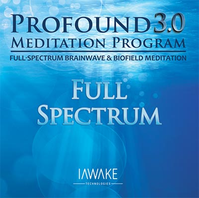 Profound Meditation 3.0 Full Spectrum from iAwake Technologies