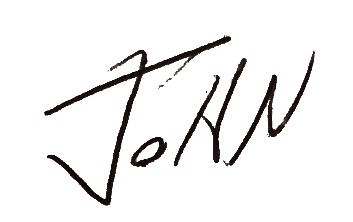 John-First-Name-Signature
